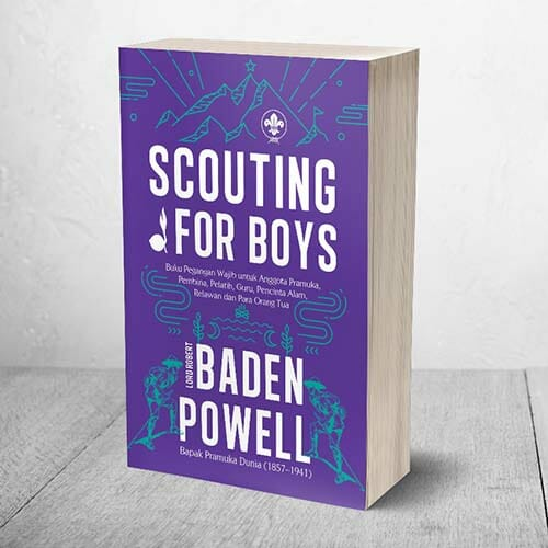 Scouting for Boys karya Baden-Powell