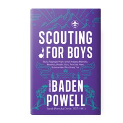 buku pramuka scouting for boys