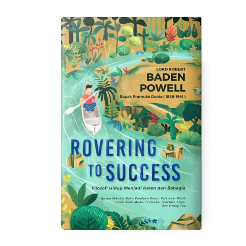 rovering to success - baden powell