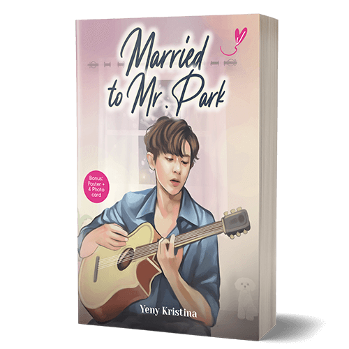 buku married to mr park