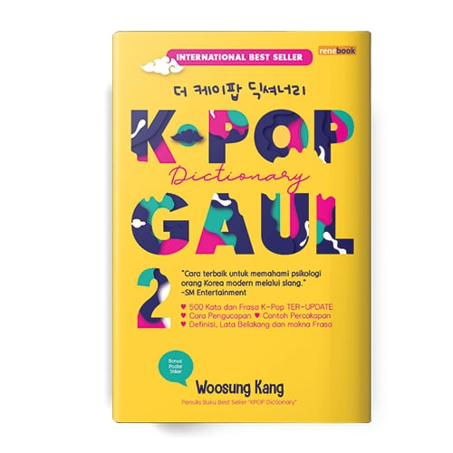 KPOP DICTIONARY GAUL 2