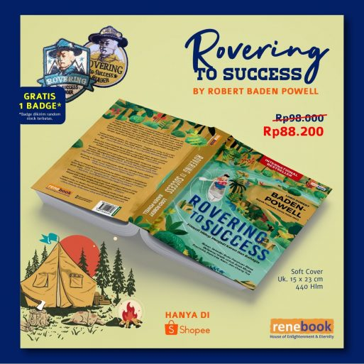 rovering to success by robert baden powell