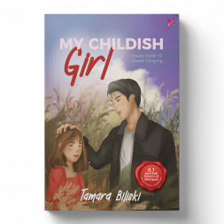 My Childish Girl Cover Depan