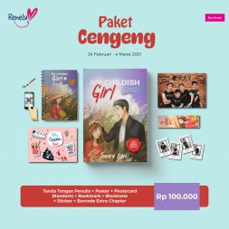 My Childish Girl Paket Cengeng